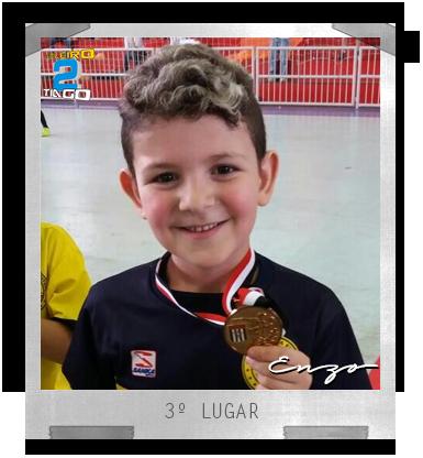 Enzo Meluci - Santo André/GRE Pintura Futsal - SUB 8