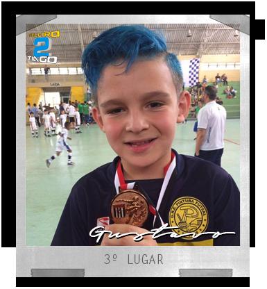 Gustavo Milani - Santo André/GRE Pintura Futsal - SUB 8