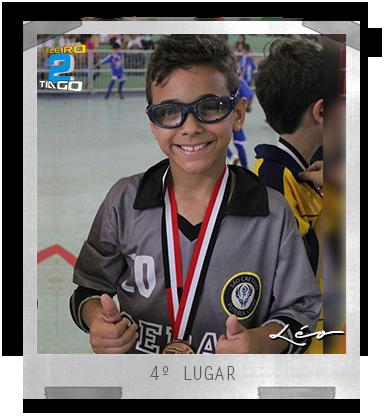 Léo Pierre - São Caetano Futsal - SUB 9