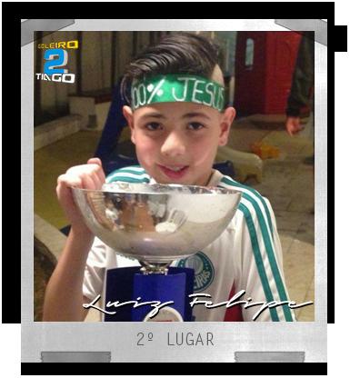 Luiz Felipe - SE Palmeiras - SUB 9
