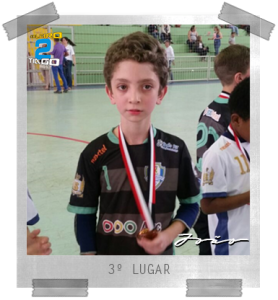 João Sitta - AD Santo André Futsal - SUB 9