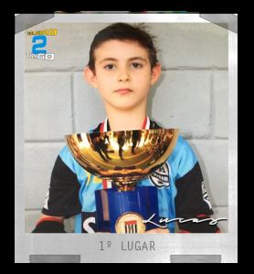 Lucas Dunder - Clube Atlético Ypiranga - SUB 8
